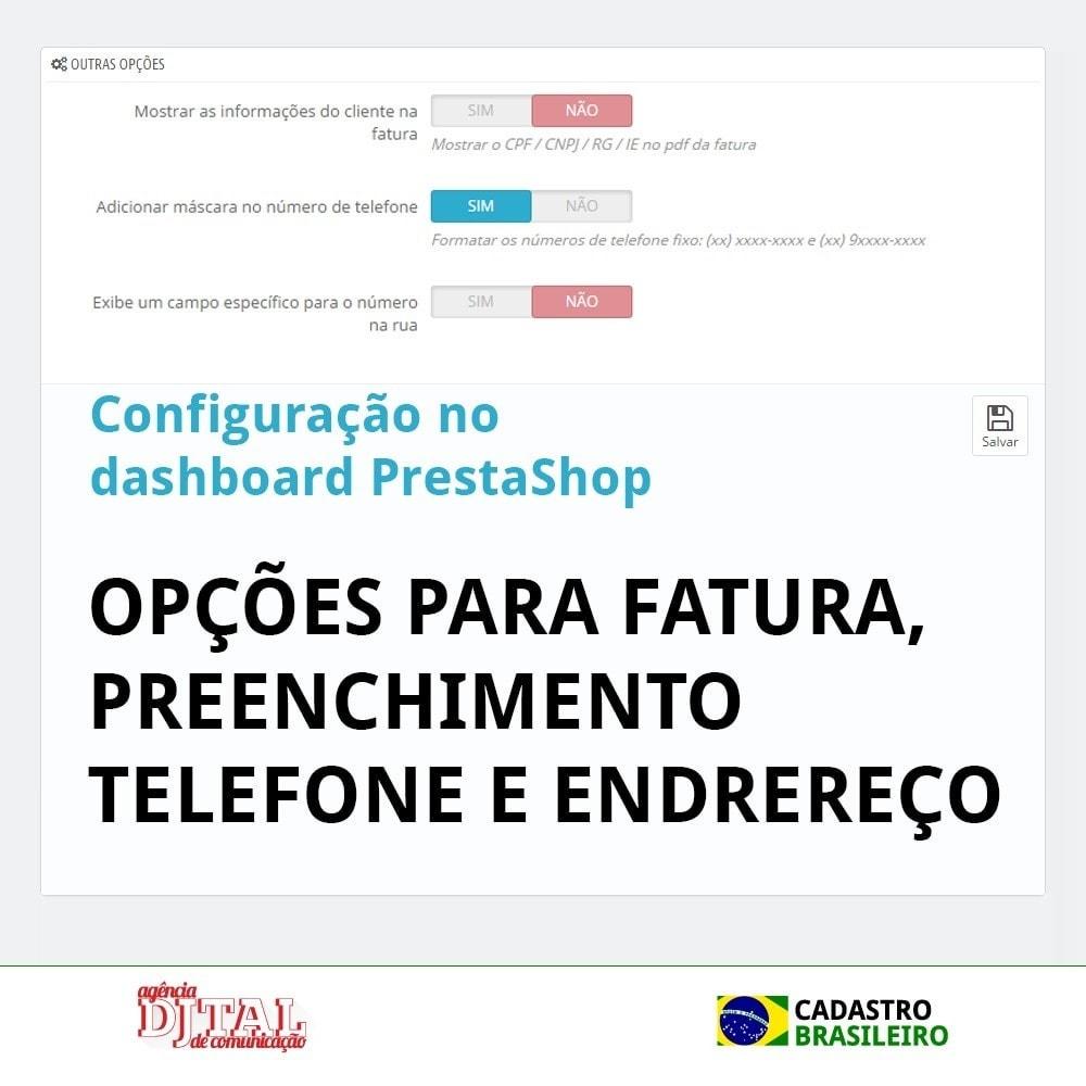 module - Registration & Ordering Process - Brazilian Registration - 6