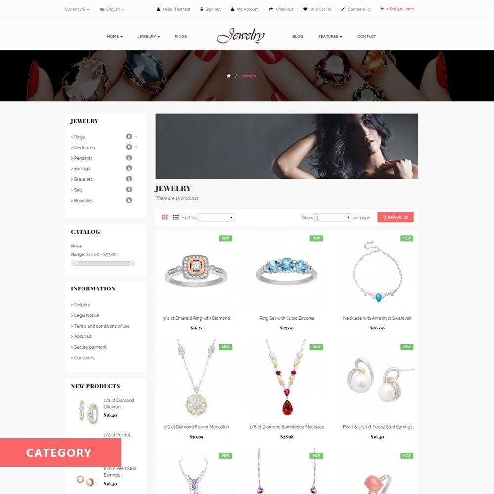 theme - Schmuck & Accesoires - Ap Jewelry - 3