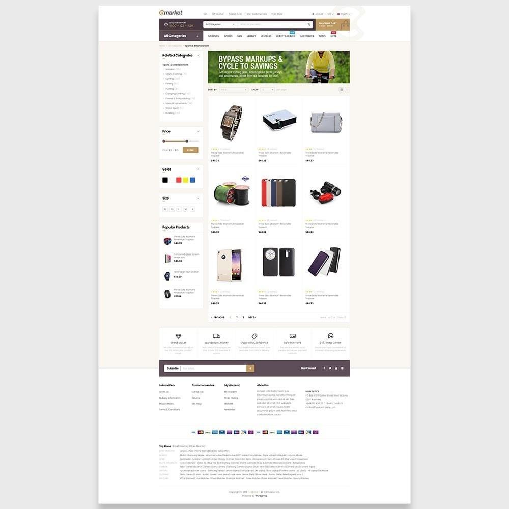 theme - Moda y Calzado - Ap E-market - 4