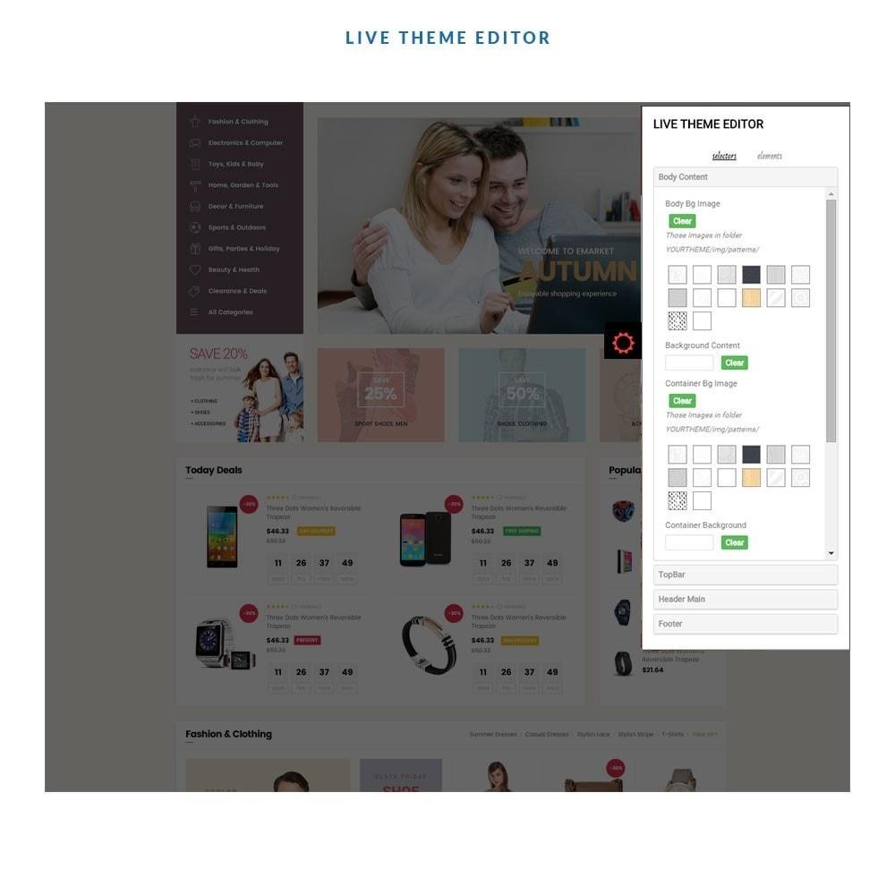 theme - Moda y Calzado - Ap E-market - 9