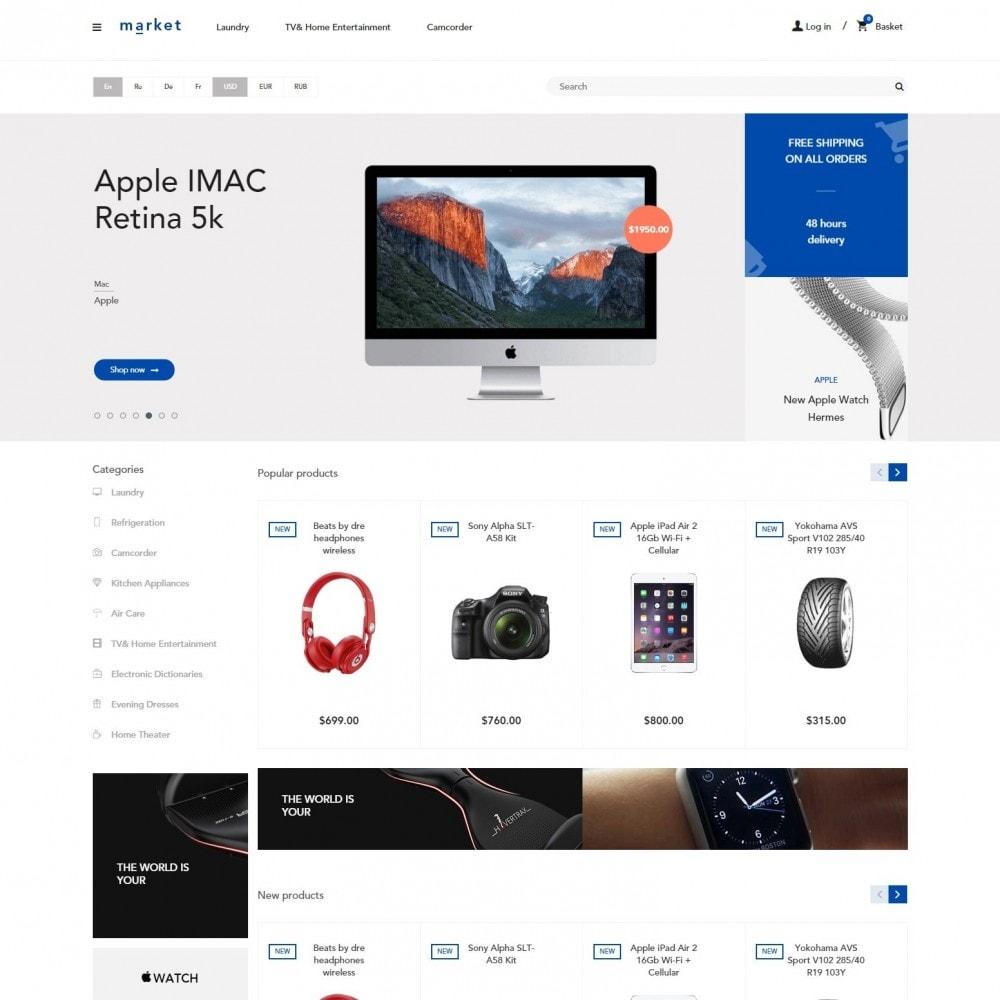 theme - Электроника и компьютеры - Super Market - 2