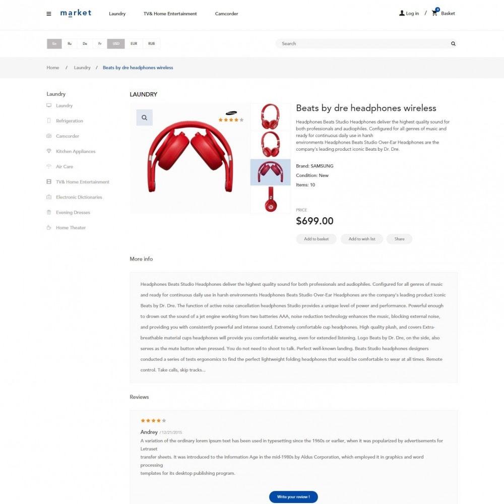 theme - Электроника и компьютеры - Super Market - 4