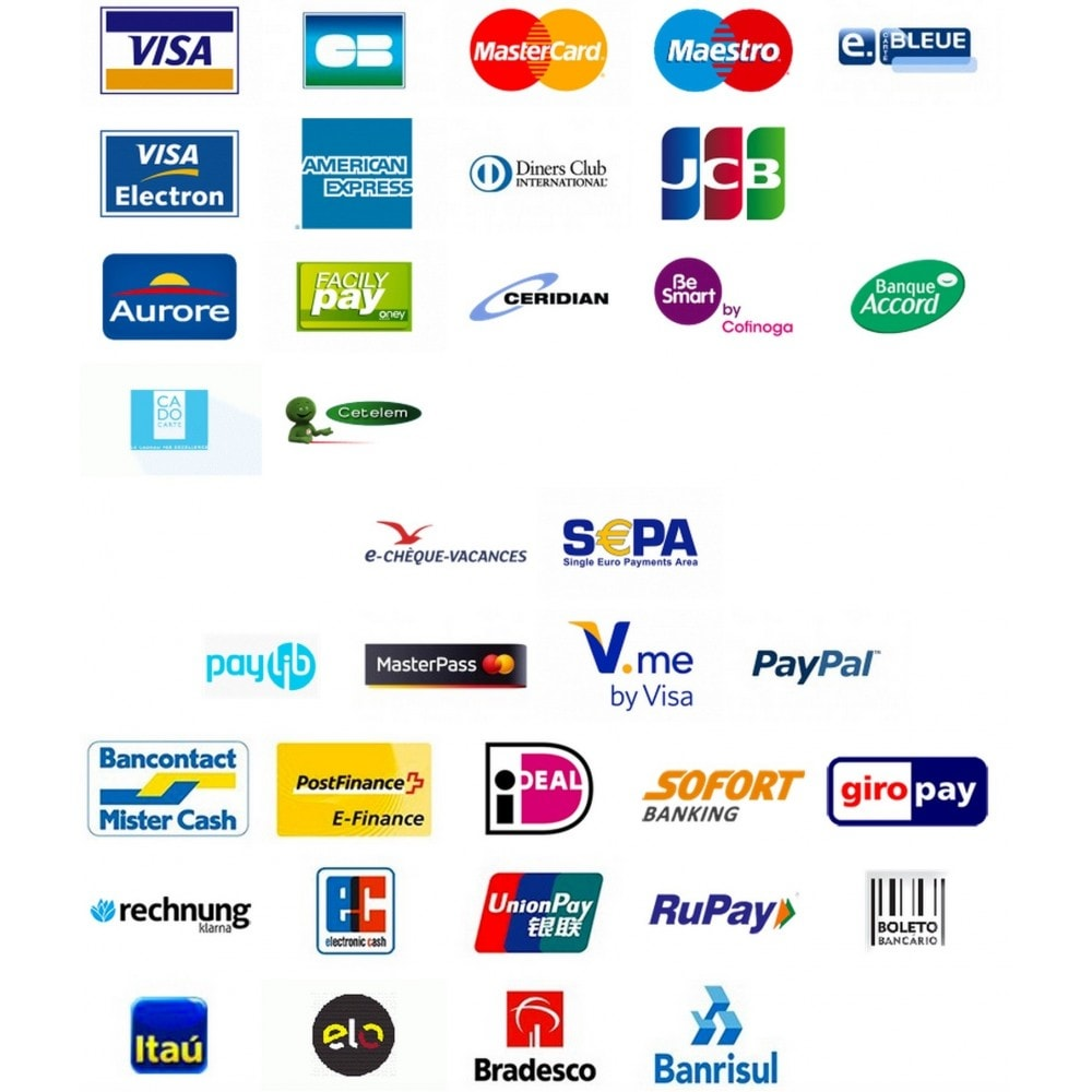 module - Pago con Tarjeta o Carteras digitales - Advanced Payment Gateway - 6