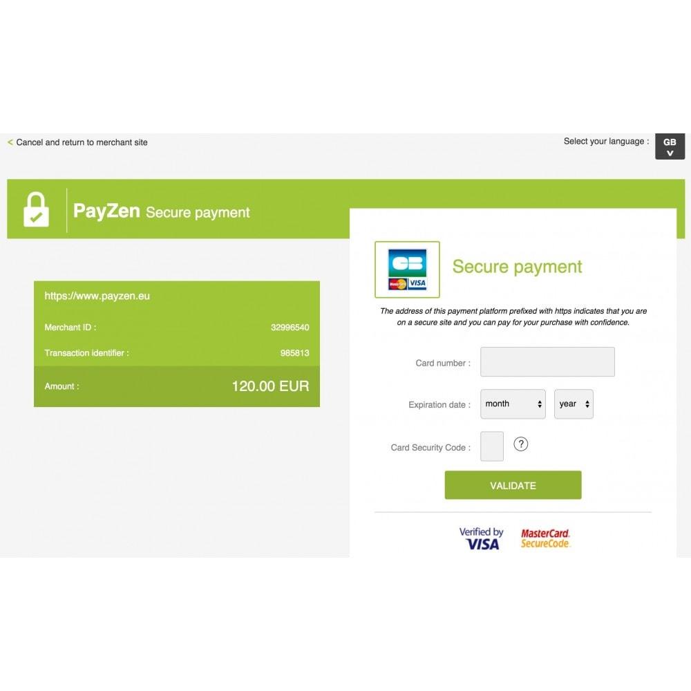 module - Pago con Tarjeta o Carteras digitales - Advanced Payment Gateway - 3