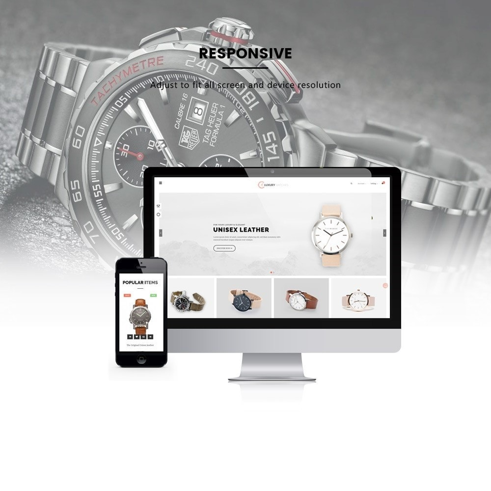 theme - Schmuck & Accesoires - Ap Luxury Watches - 1