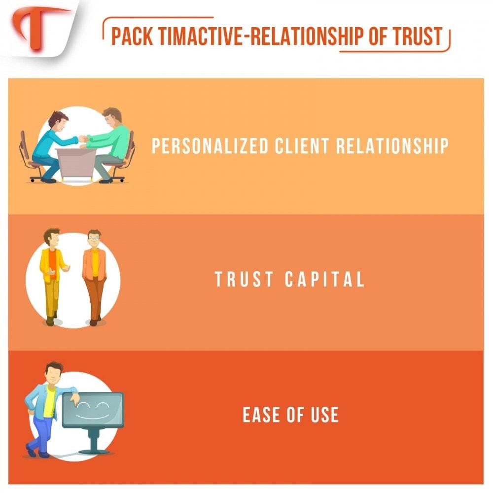 bundle - Promozioni & Regali - Relationship of Trust - 1
