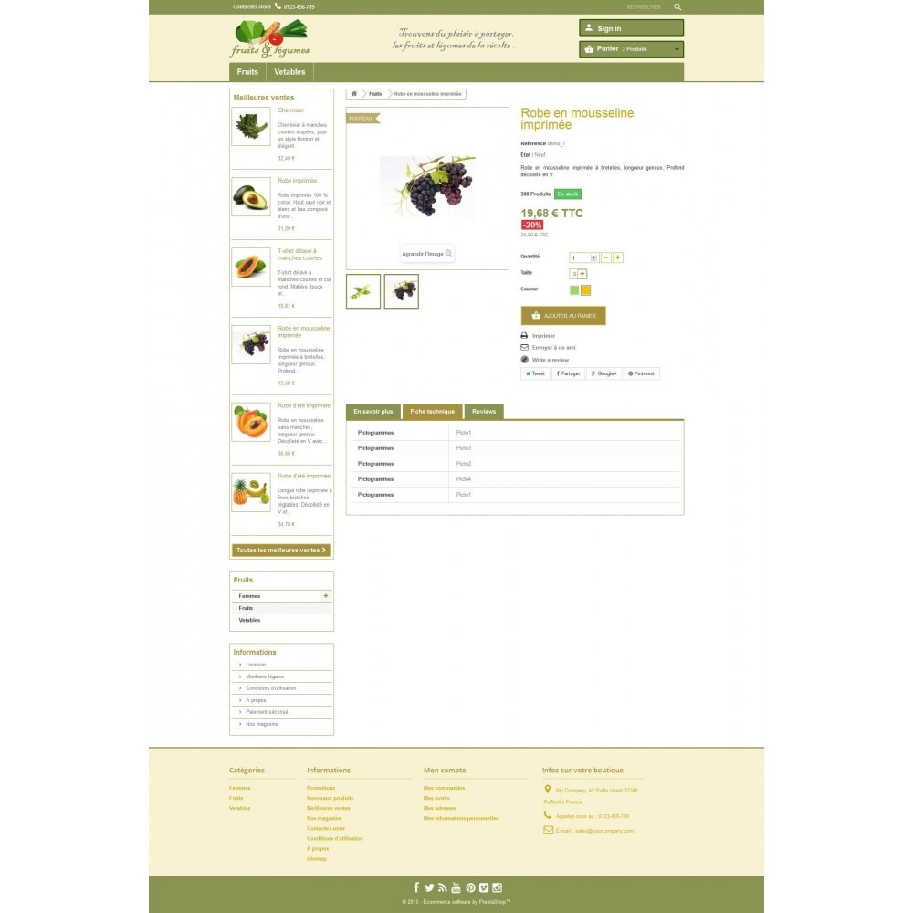 theme - Alimentation & Restauration - Crops - 1