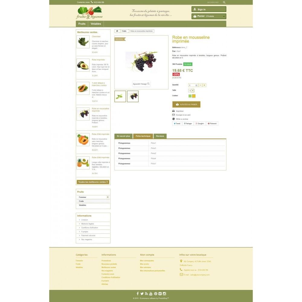 theme - Alimentation & Restauration - Crops - 7