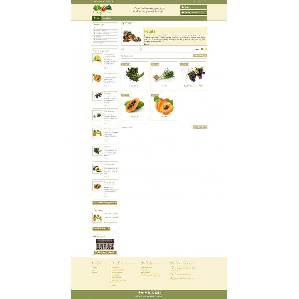 theme - Alimentation & Restauration - Crops - 9