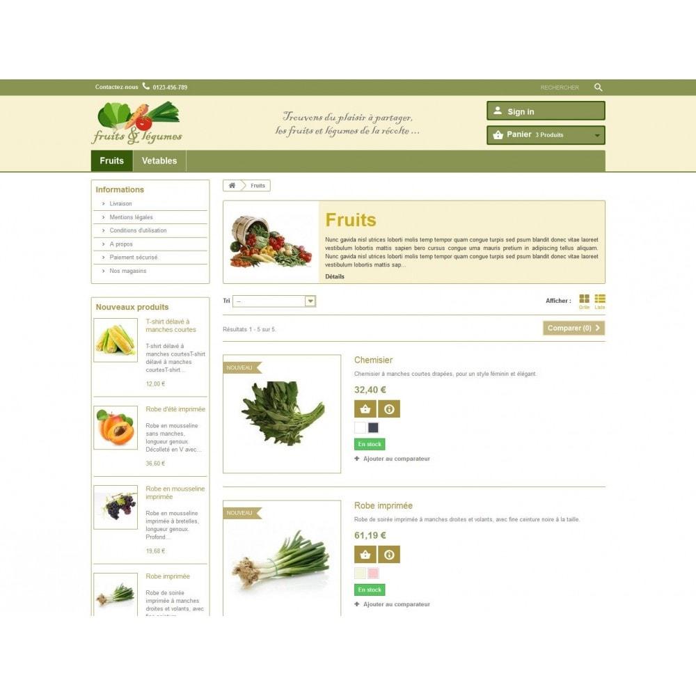 theme - Alimentation & Restauration - Crops - 6