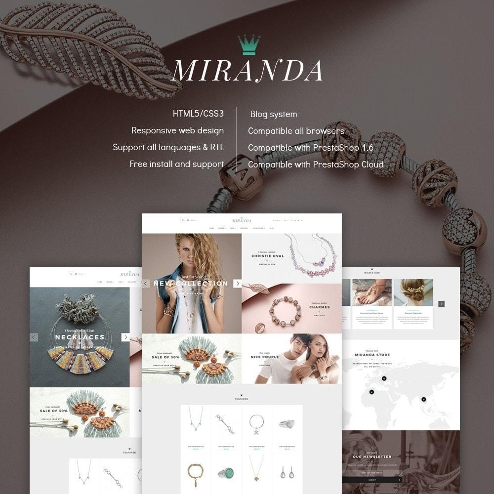 theme - Joalheria & Acessórios - Water Jewelry Shop - 1