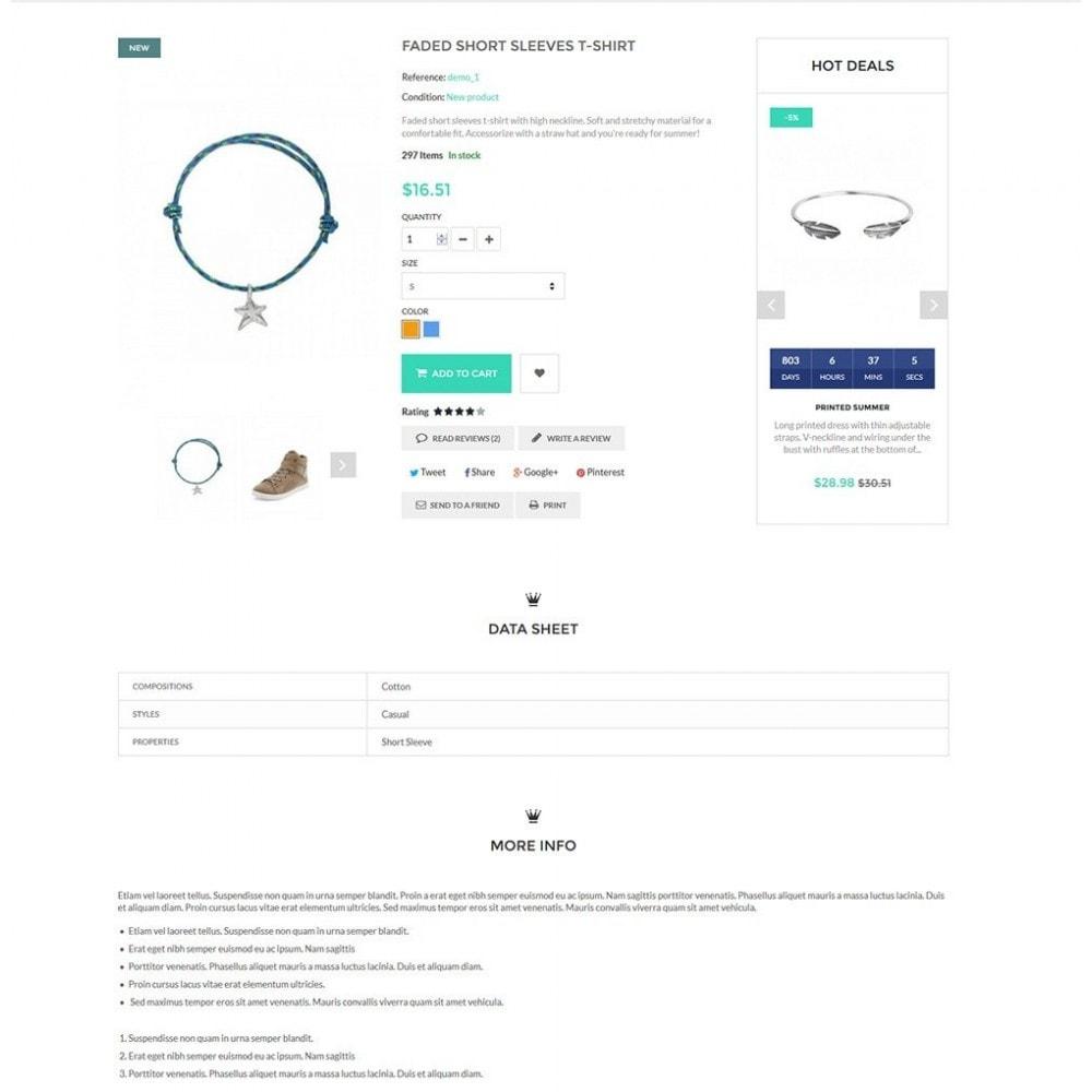 theme - Joalheria & Acessórios - Water Jewelry Shop - 5