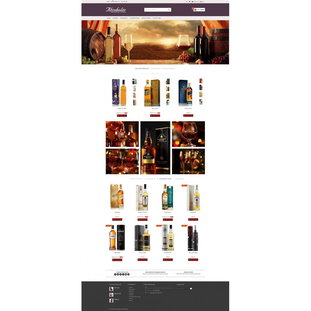 theme - Drink & Wine - Alcoholic & Wine Shop HTML5 - 6