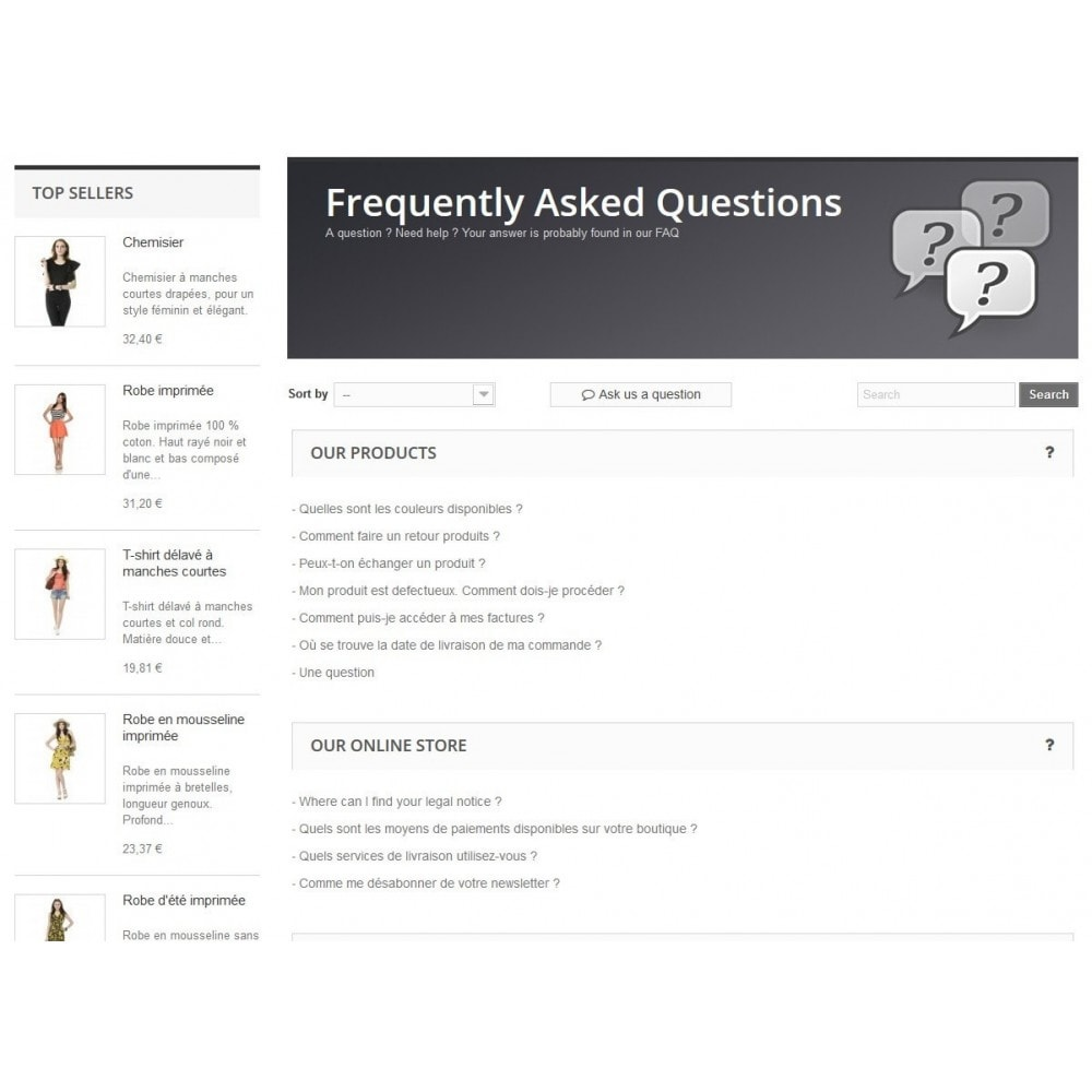 module - Preguntas Frecuentes - FAQ Users - Frequently Asked Questions - 2
