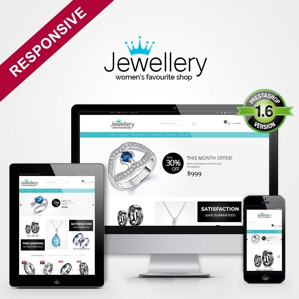 theme - Joyas y Accesorios - Jewellery Multipurpose HTML5 - 1