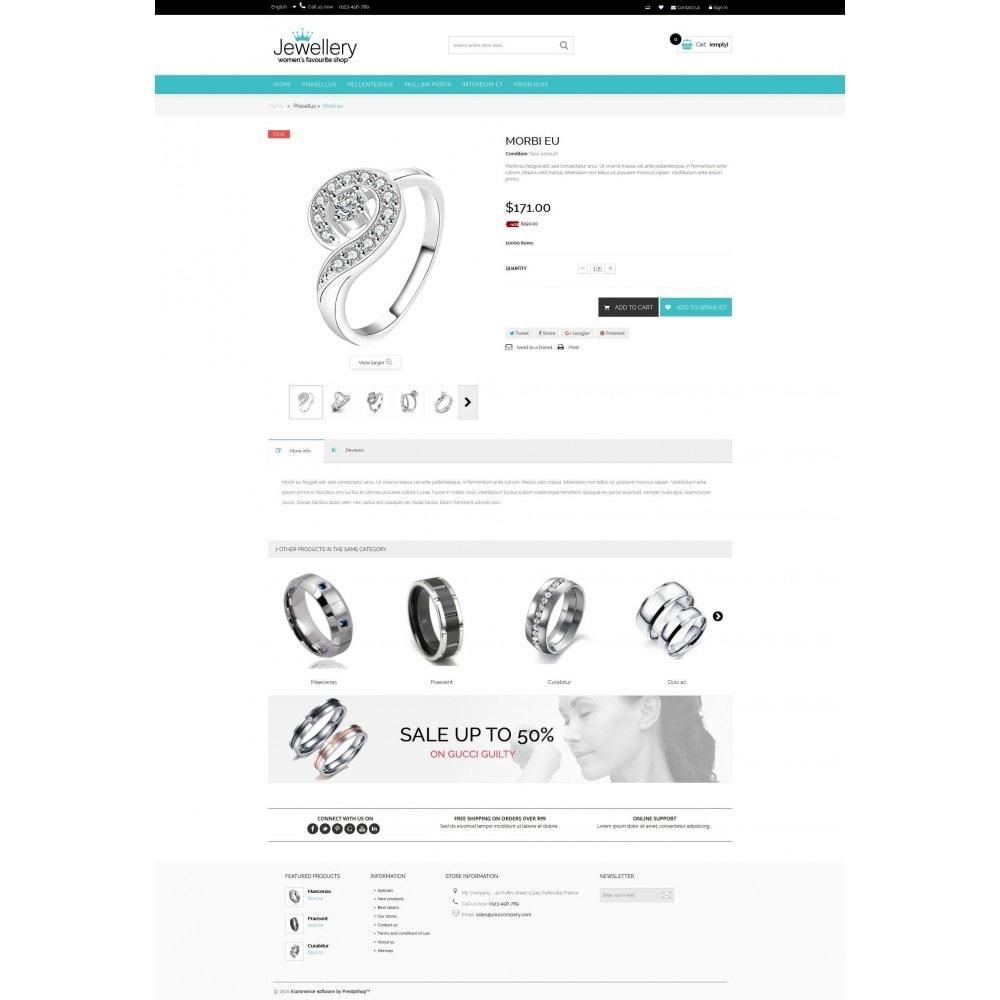 theme - Sieraden & Accessoires - Jewellery Multipurpose HTML5 - 3