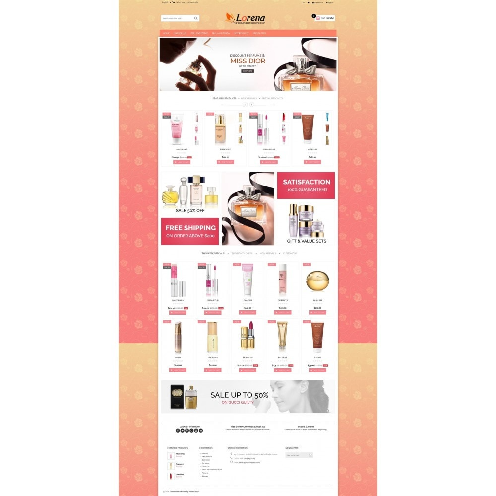 theme - Health & Beauty - Lorena Cosmetic Shop HTML5 - 7