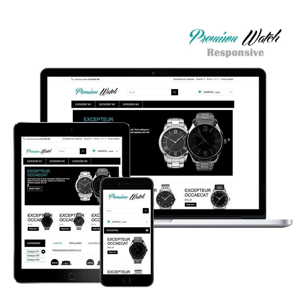 theme - Joyas y Accesorios - Premium Watch Shop - 2