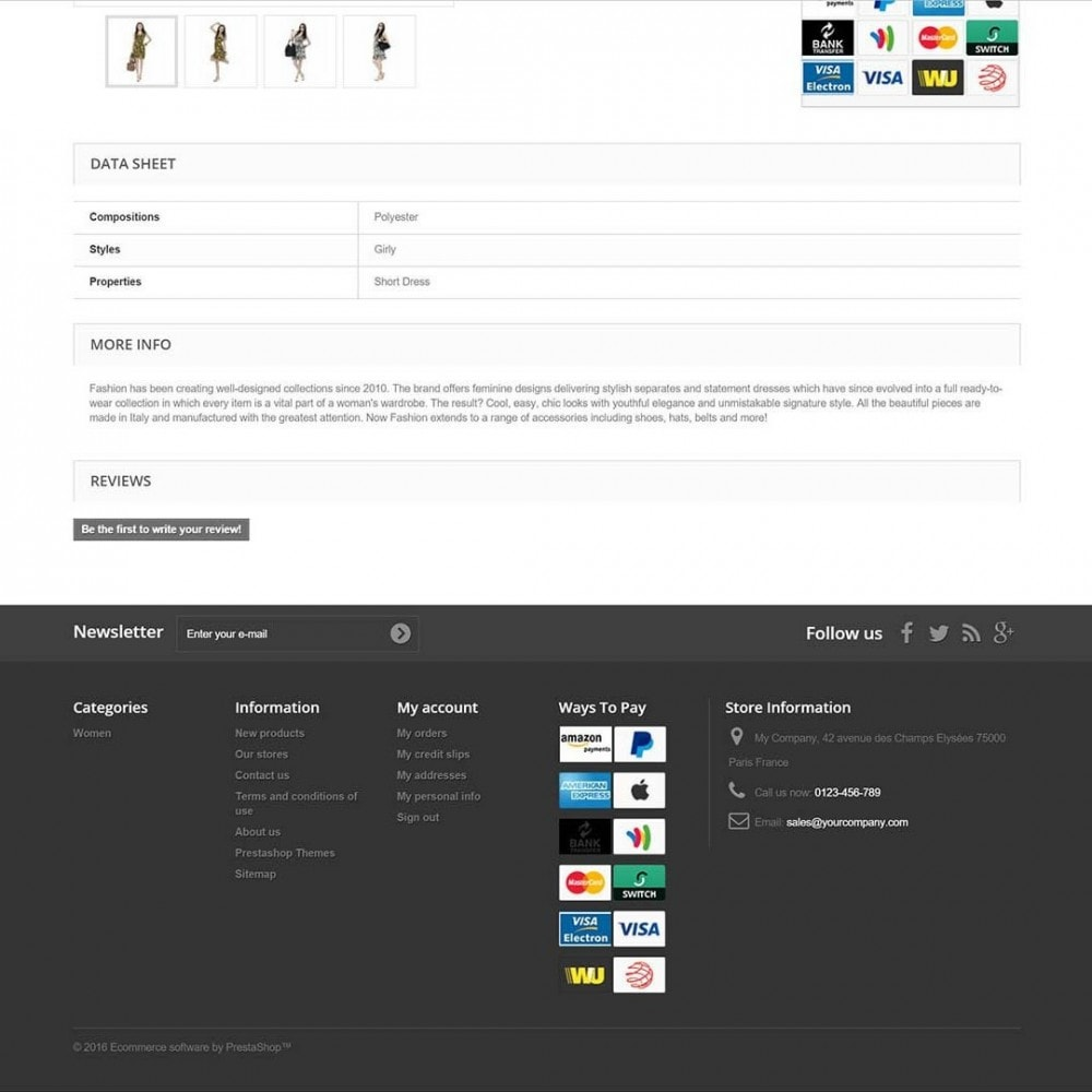 module - Payment by Card or Wallet - Roja45: Payment Methods - 3