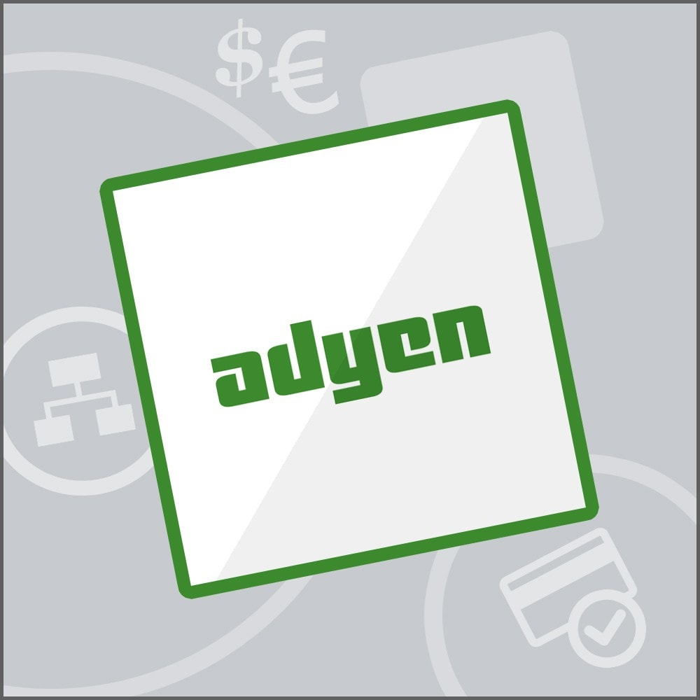 module - Payment by Card or Wallet - Adyen Payment - 1