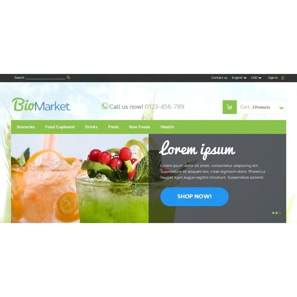 theme - Gezondheid & Schoonheid - BioMarket - 3