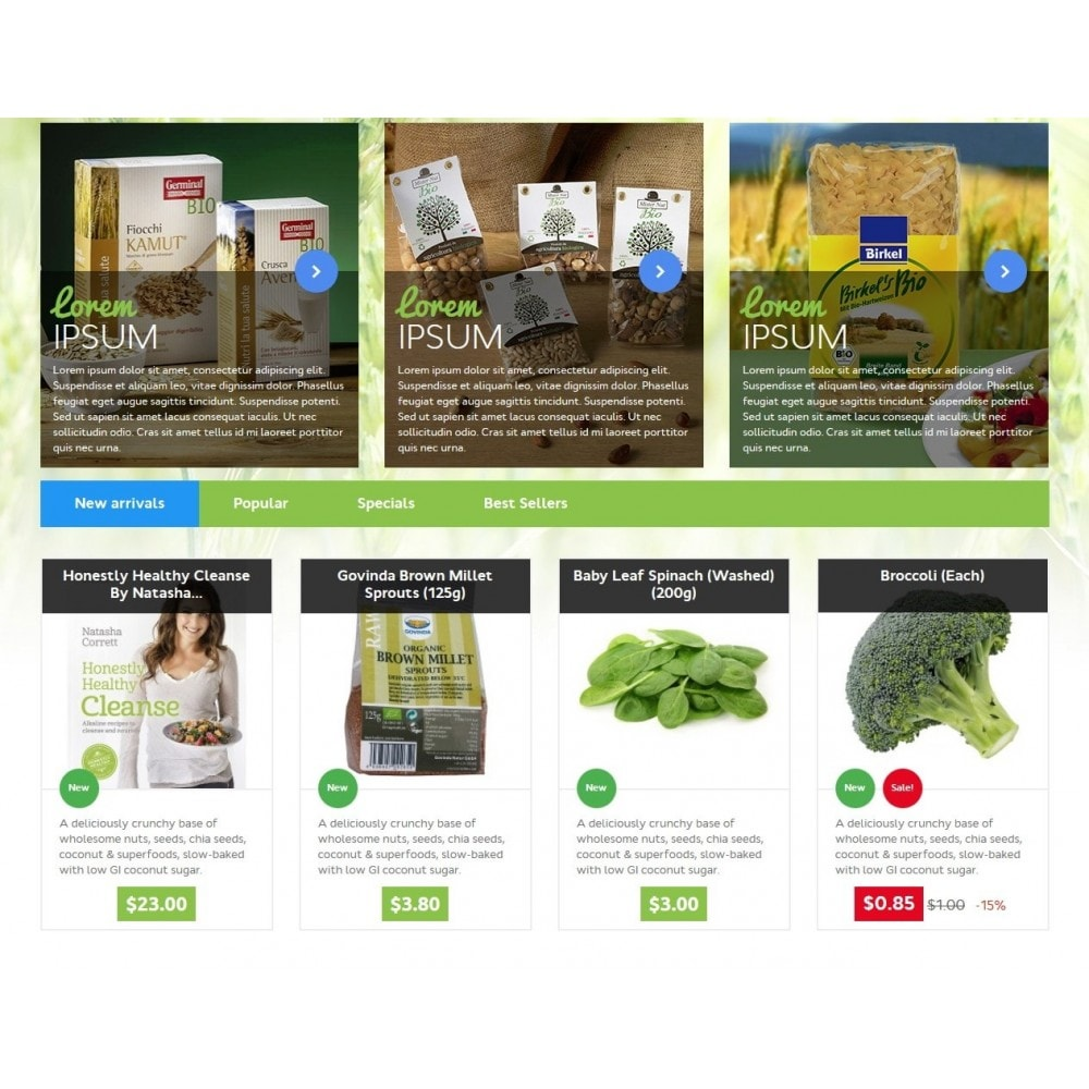 theme - Gezondheid & Schoonheid - BioMarket - 4