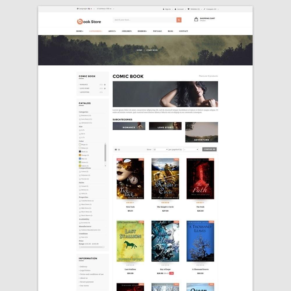 theme - Kultura & Sztuka - Ap Book Store - 2