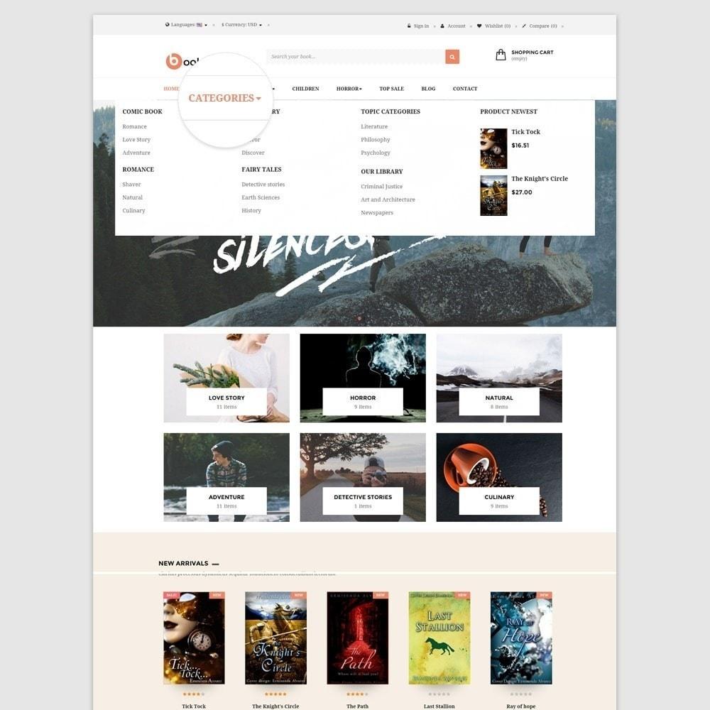 theme - Kultura & Sztuka - Ap Book Store - 4