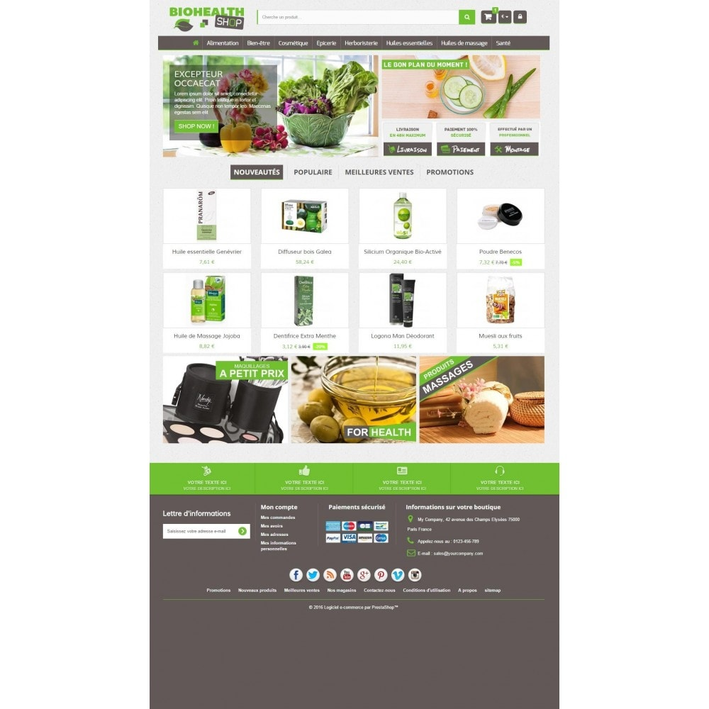 theme - Health & Beauty - Bio Health 1.6 Responsive - 2