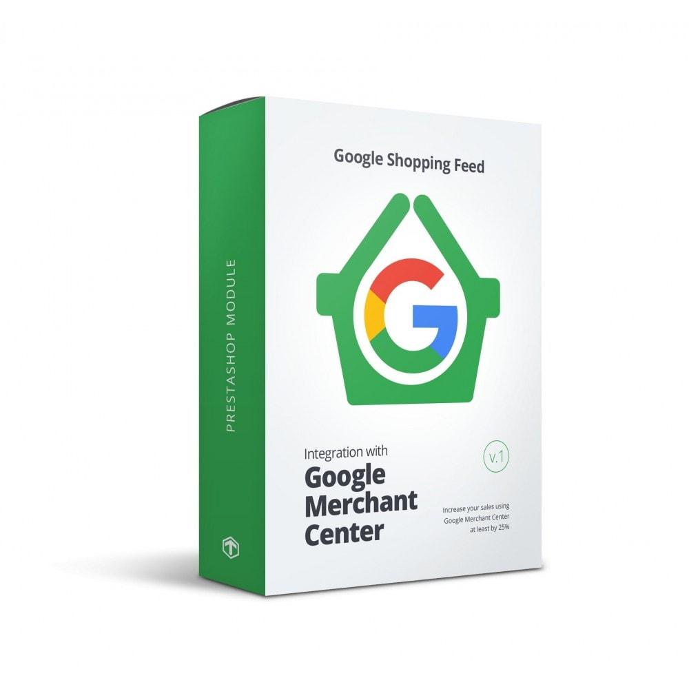 module - Price Comparison - Google Shopping Feed (for Google Merchant Center) - 1