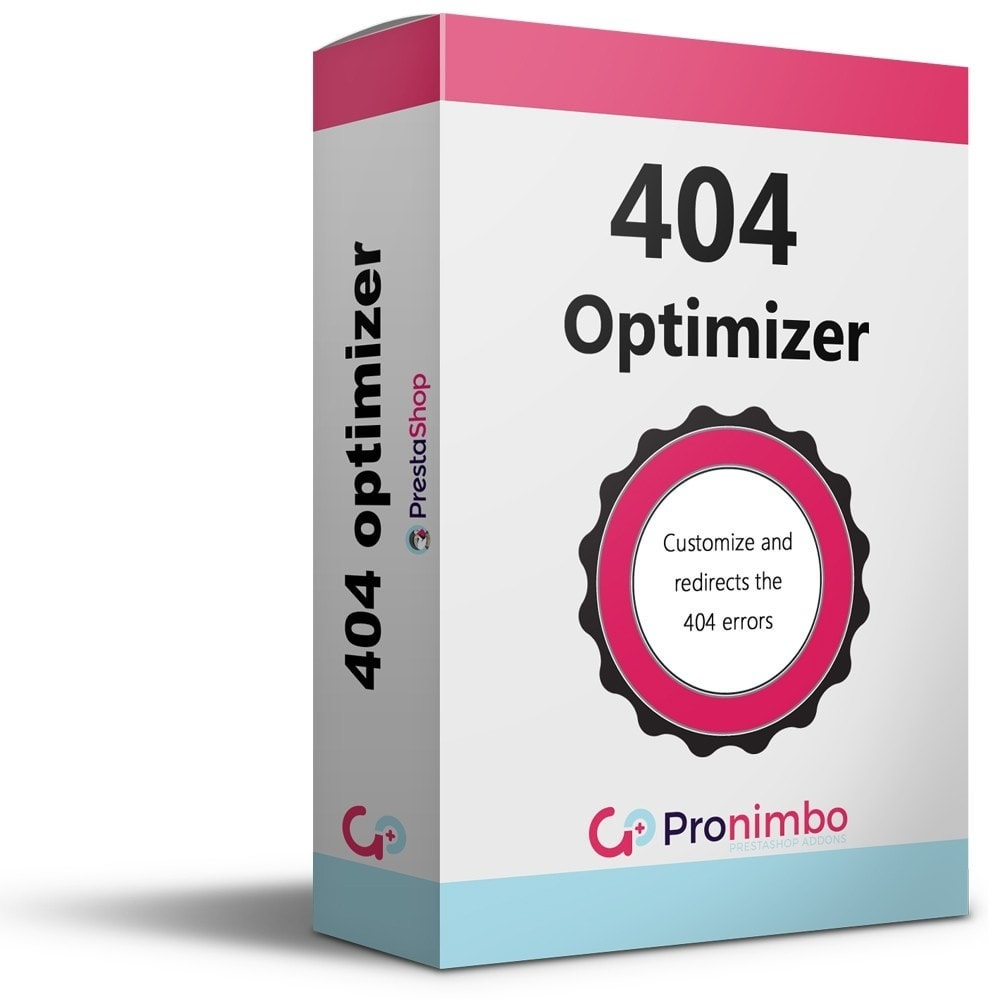module - URL & Redirects - 404 Optimizer. - 1