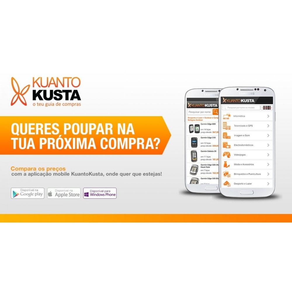module - Comparadores de preços - Kuantokusta API - 1