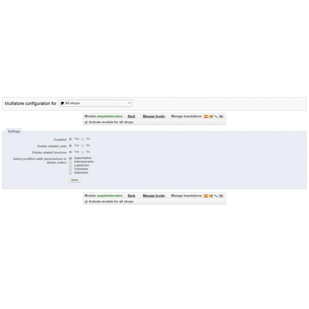 module - Order Management - Easy Delete Orders Plus - 6