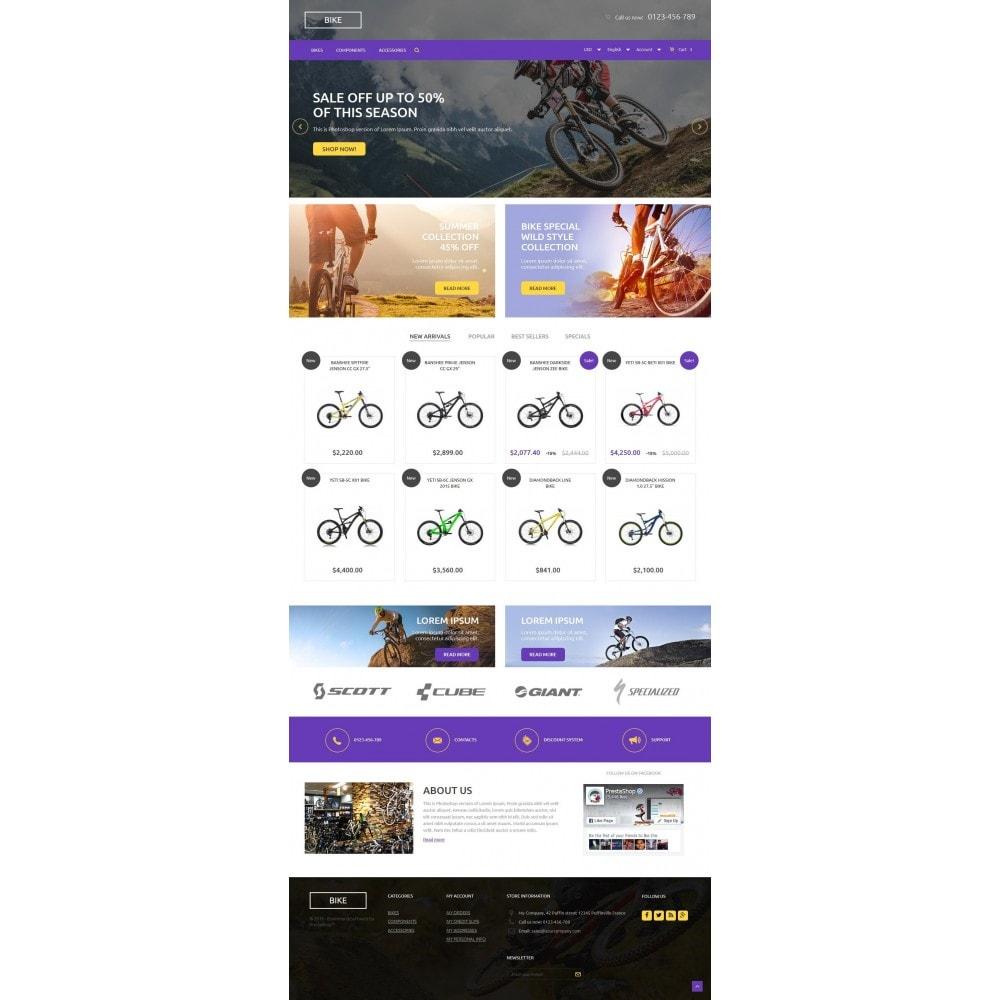 theme - Sport, Activiteiten & Reizen - Bike Store - 2