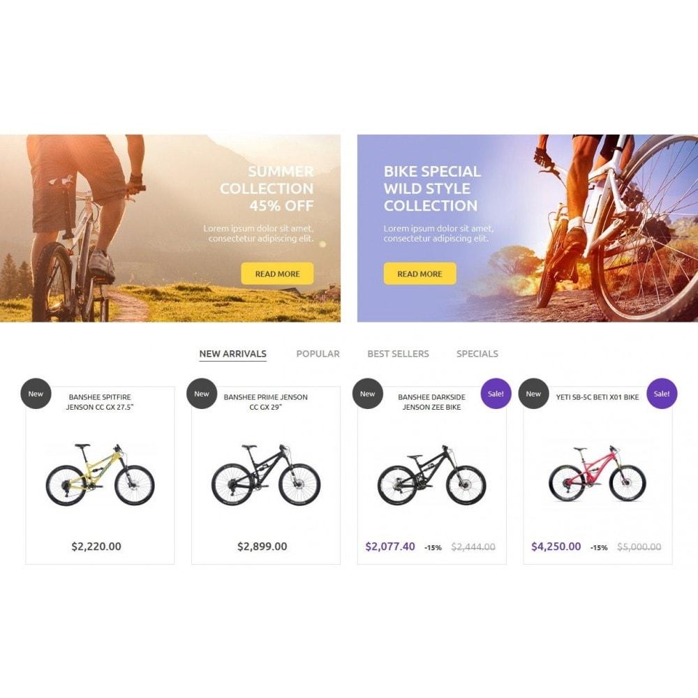 theme - Sport, Activiteiten & Reizen - Bike Store - 4