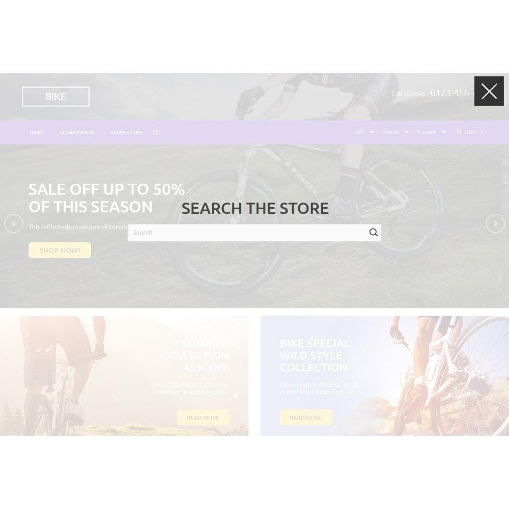 theme - Sport, Activiteiten & Reizen - Bike Store - 5