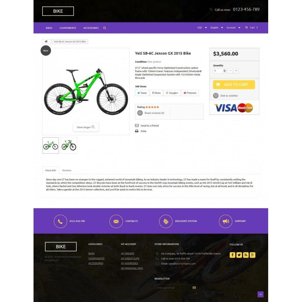 theme - Sport, Activiteiten & Reizen - Bike Store - 7