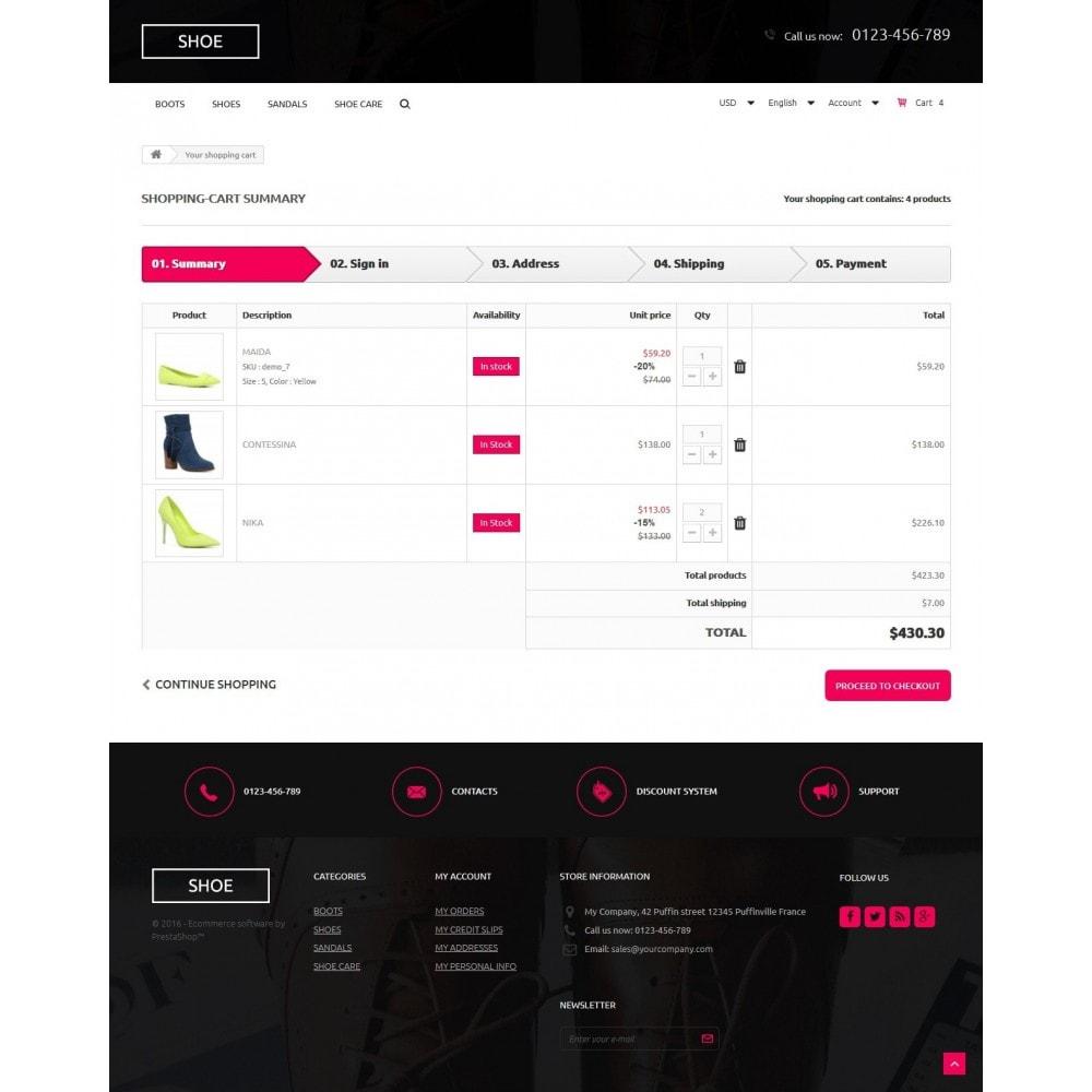 theme - Mode & Schoenen - Shoes Store - 9