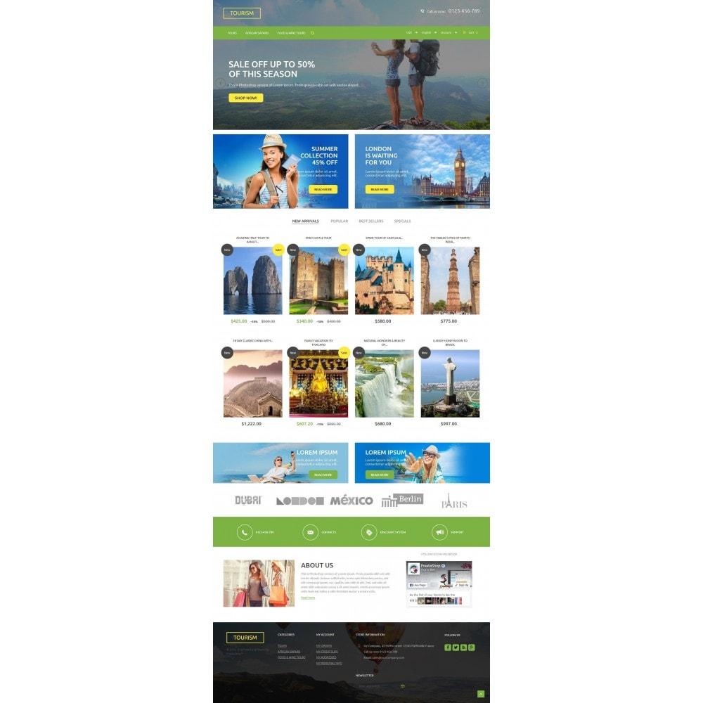 theme - Sport, Attività & Viaggi - Tourism - 2