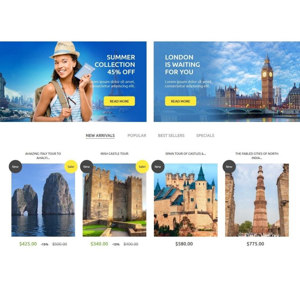 theme - Спорт и Путешествия - Tourism - 4