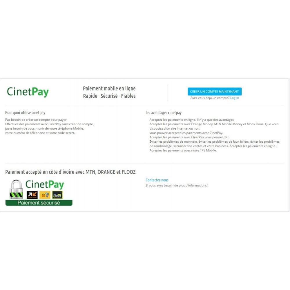 module - Pagamento por cartão ou por carteira - CinetPay - 2