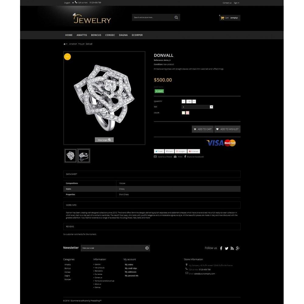 theme - Bellezza & Gioielli - Jewelry Multipurpose HTML5 - 4