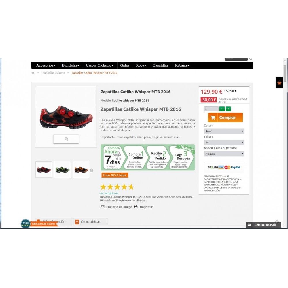 module - Comentarios de clientes - weeComments Opiniones de Clientes, Product Reviews - 5