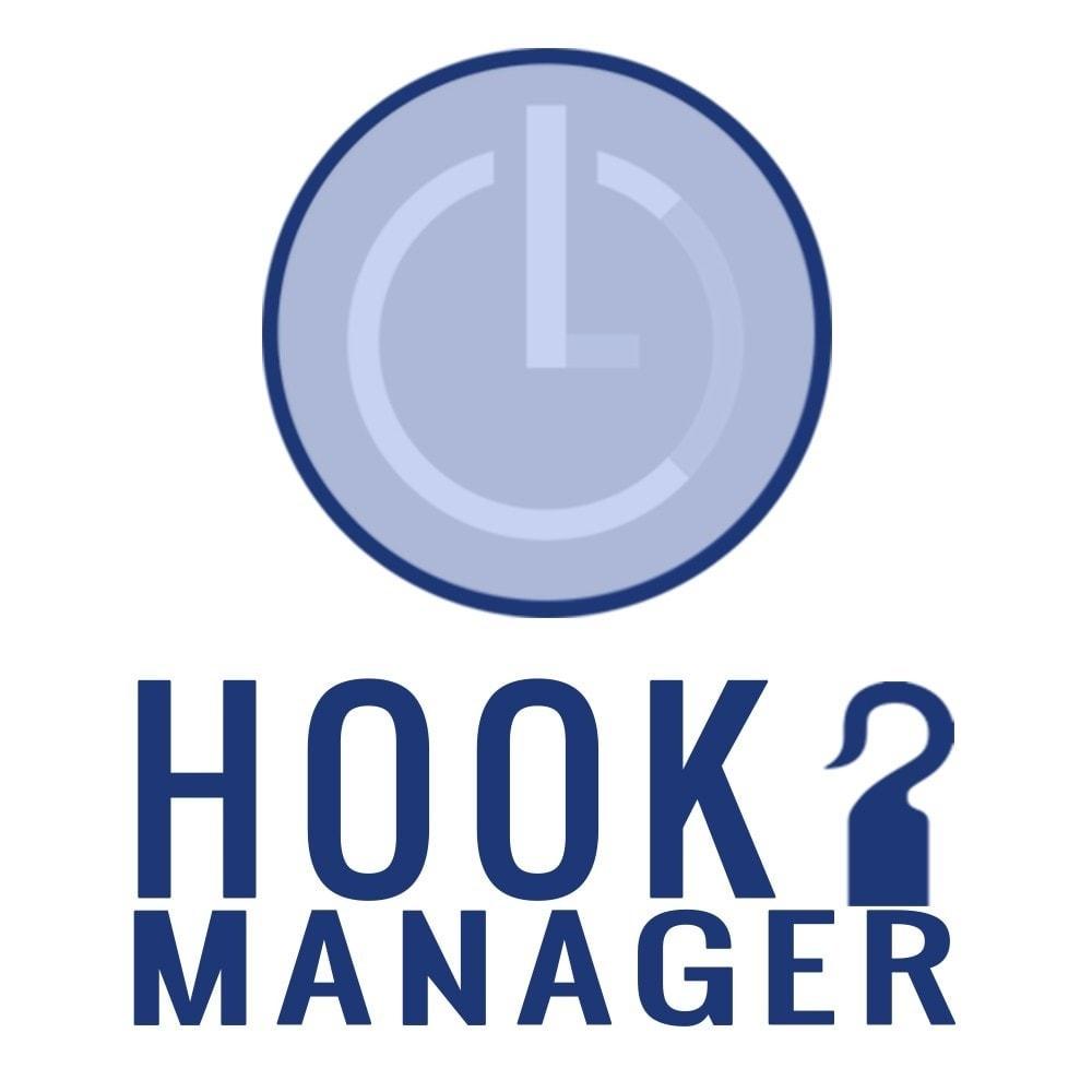 module - Herramientas Administrativas - LC Administrador de Hooks - 1