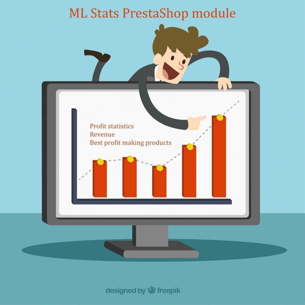module - Análises & Estatísticas - ML Stats - 1
