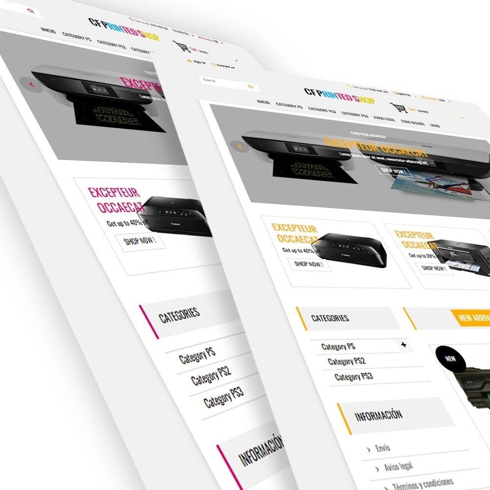 theme - Electrónica e High Tech - CF Printed Shop - 4