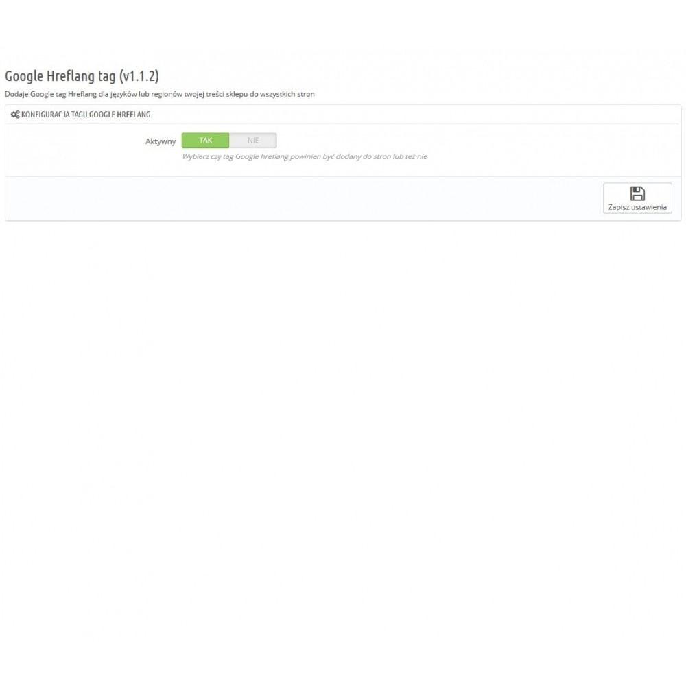 module - SEO (Pozycjonowanie naturalne) - Google Hreflang tag Pro - 2