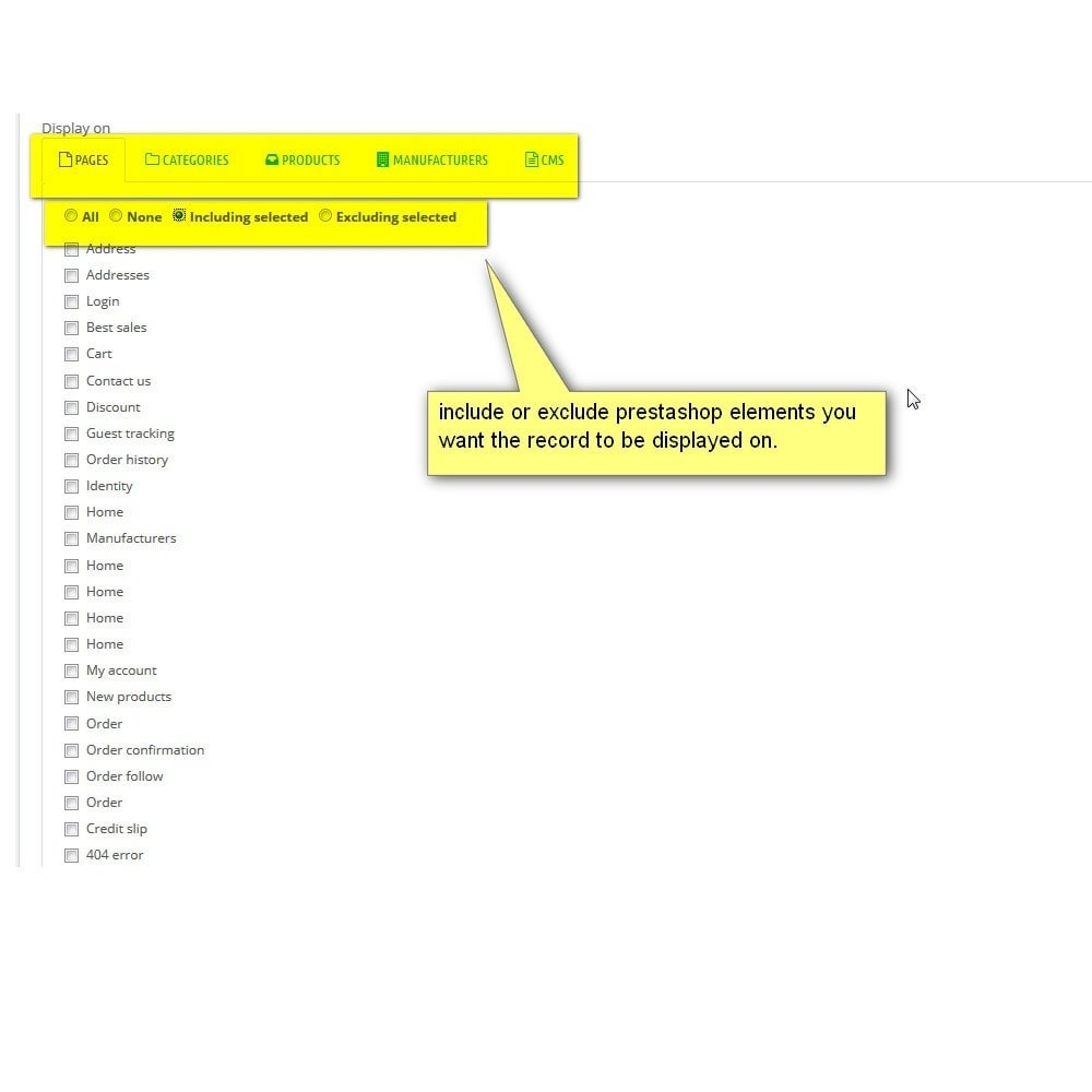 module - Blocos, Guias & Banners - Contentique - Flexible Content Blocks! - 4