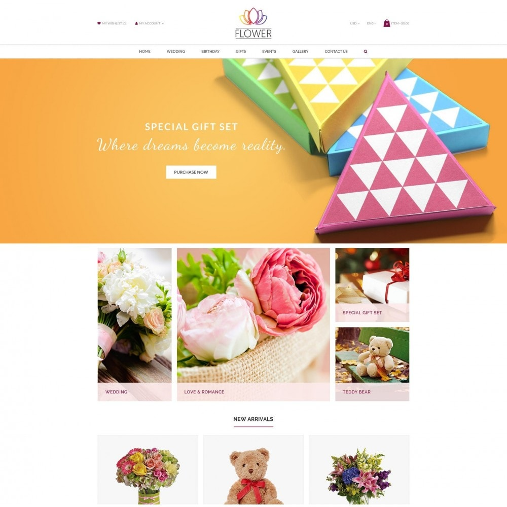 theme - Regalos, Flores y Celebraciones - Celebrations Gift & Flower Responsvie Store - 2