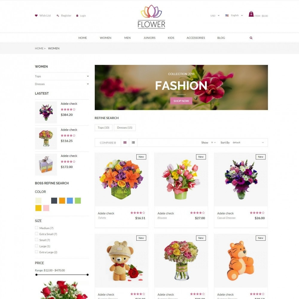 theme - Regalos, Flores y Celebraciones - Celebrations Gift & Flower Responsvie Store - 3